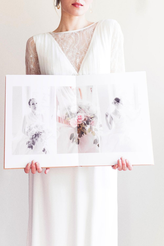 The Art Book in Pale Peach