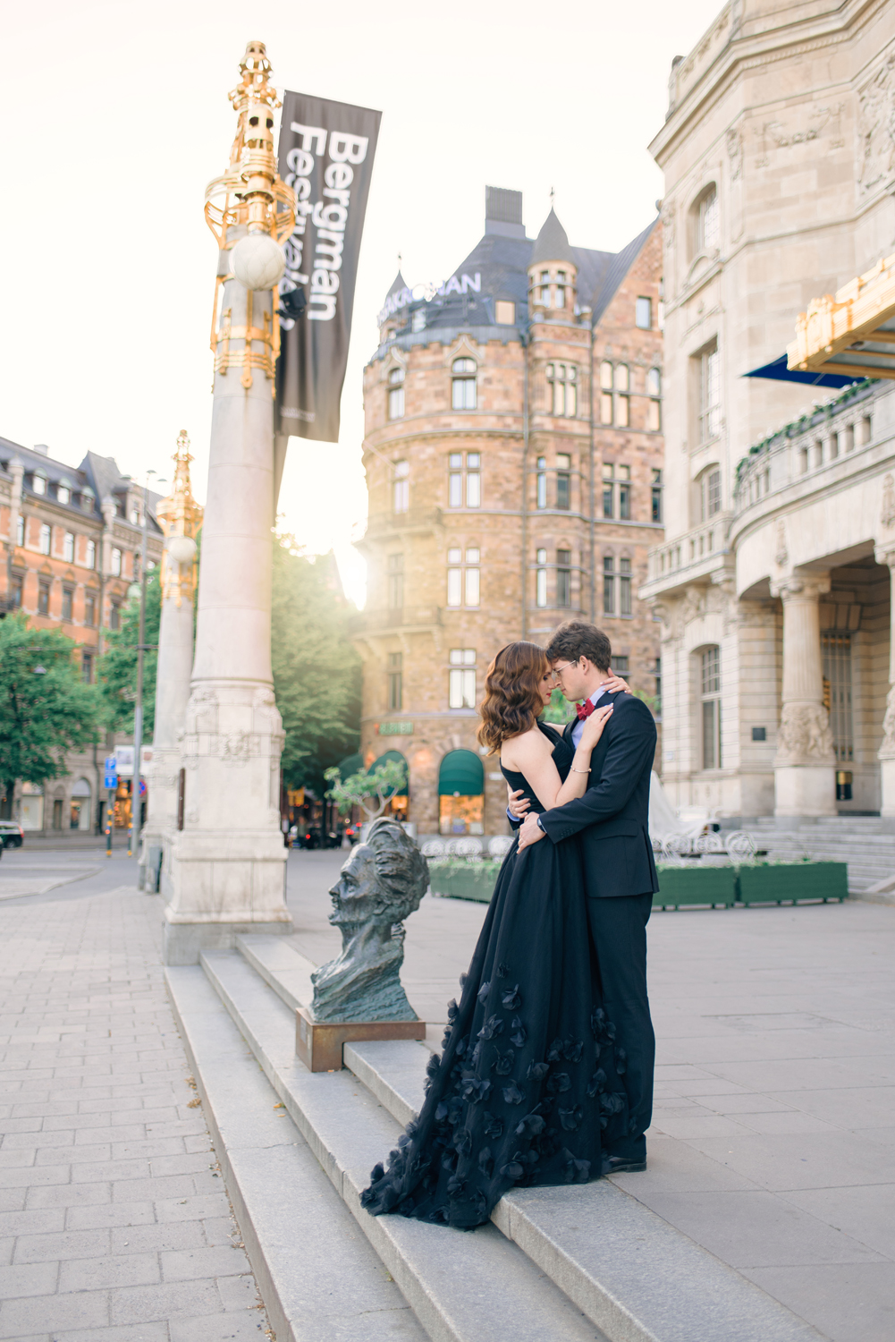 Stockholm Down Town Anniversary Session