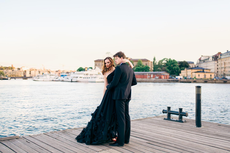 Romantic Engagement Photo Session. Bröllopsfotograf Stockholm Umeå. Wedding photographer