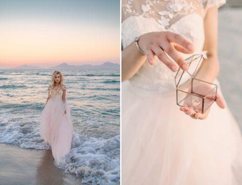 Dreamy Wedding Editorial In Greece