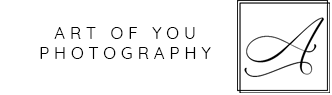 Art of You Photography Logo