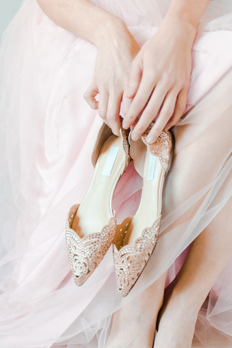 Ethereal Inspiration for the Fine Art Bride