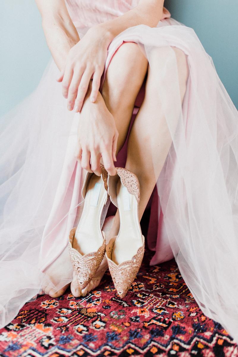 Portrait Inspiration for the Fine Art Bride