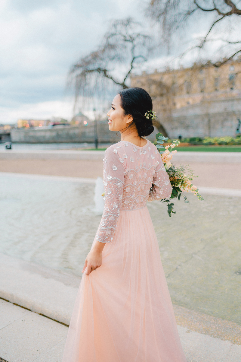 Stockholm Old Town Engagement Session
