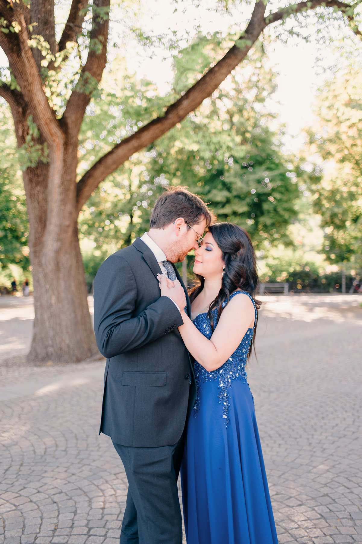 Whimsical Engagement Session